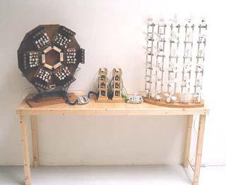 Vlindermachine 1