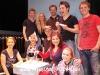 100ste voorstelling Volendam, de Musical