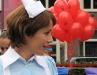 Zuster Klivia viert burendag 2009