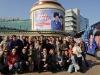 Mary Poppins arriveert in het Circus theater te Scheveningen