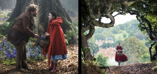 UA Into the Woods Film © Disney